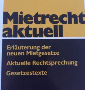 Anwalt Mietrecht Oberhausen
